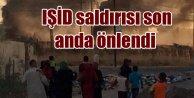 Musul#039;da IŞİD saldırısı son anda önlendi, 37 ölü var