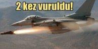 Savaş Uçakları PKK kamplarını 2 kez vurdu