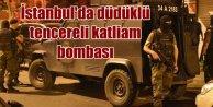 Sultangazi'de düdüklü tencere içinden bomba çıktı