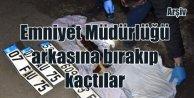 Tekirdağ'da şüpheli araç: Silahlı kişiler kayıplara karıştı