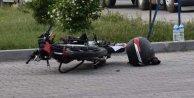 Tekirdağ Ergene'de 2 genç motosiklet kazasında can verdi