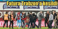 Trabzonspor Fenerbahçe maçı: Trabzon 4-0 hükmek mağlup