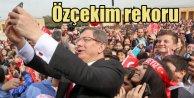 Türkiye 23 Nisan'ı kutluyor, Davutoğlu Anıtkabir'de selfie rekoru kırdı