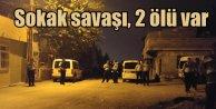 Adana Yüreğir'de silahlı kavga, 2 ölü var