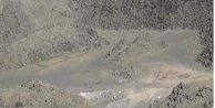 Ağrı Dağı'nda 500 kilo PKK bombası