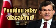 AK Parti kurultaya gidiyor Davutoğlu; Aday olmayacak!