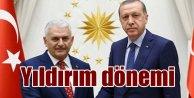 Ankara'da Yıldırım dönemi; Başbakan...