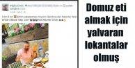 Aydın'da Domuz eti satıcısı müşteri listesini açıklamakla tehdit etti