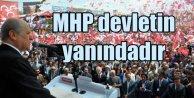 Bahçeli Osmaniye'den seslendi: MHP devletin yanındadır