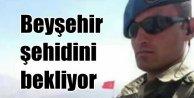 Beyşehir#039;e şehit ateşi düştü; Abdullah Şimşek#039;in evinde yas var