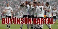 BÜYÜKSÜN KARTAL: Beşiktaş Süper Lig'in şampiyonu...