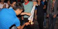 Diyarbakır'da Beşiktaşlı taraftarlara holigan saldırısı