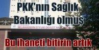 Diyarbakır'da devletin hastanesi PKK'lı teröristlere çalışmış