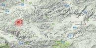 Erzincan'da deprem; Erzincan beşik gibi sallanıyor