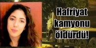 Kadıköy'de hafriyat kamyonu üniversiteli Şule'yi öldürdü