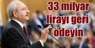 Kılıçdaroğlu'ndan kayıp kaçak bedeline sert tepki