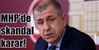 MHP#039;de yeni skandal; Seçilmiş MYK üyesi Ümit Özdağ#039;a #039;Toplantıya gelme#039; dediler