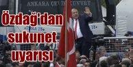 MHP Kurultayı'nda son durum: Ümit Özdağ delegeleri sakinleştiriyor
