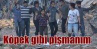 Nusaybin'de teslim olan terörist: Köpek gibi pişmanım