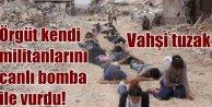 PKK, Teslim olan PKK'lılara canlı bomba gönderdi
