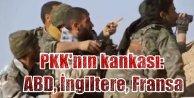 PKK#039;lı teröristlerin kankaları: ABD, Fransa ve İngiliz askerleri