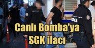 PKK'nın canlı bombalarına devletten ilaç göndermişler