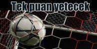 Şampiyonluk için Beşiktaş'a 1 puan yetecek
