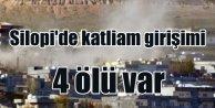 Silopi'de PKK'dan bombalı katliam, 4 ölü var