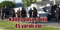 Son Dakika Diyarbakır; PKK bombası 3 can aldı 45 yaralı var