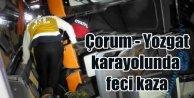 Son Dakika Haberleri, Yozgat'ta trafik kazası; 3 ölü 30 yaralı var