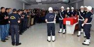 Tunceli; Polis memuru halı sahada can verdi
