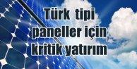 Yerli güneş paneli üretimi için kritik karar