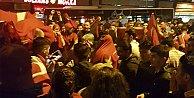 Almanya sokakları Türkiye diye inledi