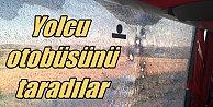 Ankara#039;da Diyarbakır yolcu otobüsüne silahlı saldırı