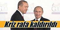 Ankara - Moskova arasındaki kriz donduruldu