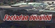 Ankara Podium AVM#039;nin çatısı çöktü, yaralılar var