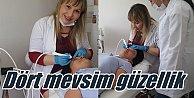 Antalya Saten yüz germe, Antalya estetik operasyon için uzman klinik