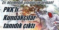 Arnavutköy#039;de orman yakan PKK#039;lı terörist yakalandı