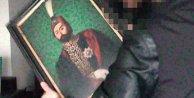 Ataşehirde lüks rezidansta kaçak tarihi tablolar yakalandı