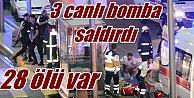 Atatürk Hava Limanı'na bombalı saldırı, Yaralıların isimleri belirleniyor