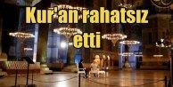 Ayasofya'da Kur'an okunması Yunanistan'ı huylandırdı