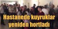 Başakşehir Kanuni Sultan Süleyman Hastanesi#039;nde Röntgen skandalı