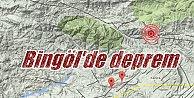 Bingöl'de deprem, Bingöl Karlıva'da 4.1 ile sallandı