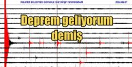 Bursa depremi; Deprem haraketliliği 30 mayısta başlamış