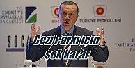 Erdoğan'dan Gezi Parkı çıkışı; O eser o meydana yapılacak