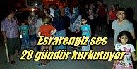 Körfez#039;de korkutan ses: Vatandaşlar 20 gündür uyuyamıyor