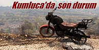Kumluca#039;da orman yangını: Antalya#039;nın ciğerleri yanıyor
