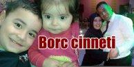 Mersin Erdemli'de aile cinneti: Karısını ve 2 çocuğunu öldürdü