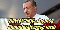 PKK sıkıştı, Almanlar devreye girdi: 30 yıl önceki sekanyo tekrarlanıyor