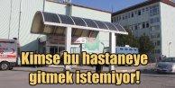 Seydişehir Devlet Hastanesi doktoru Yaşar Culha ölüme gönderiyor